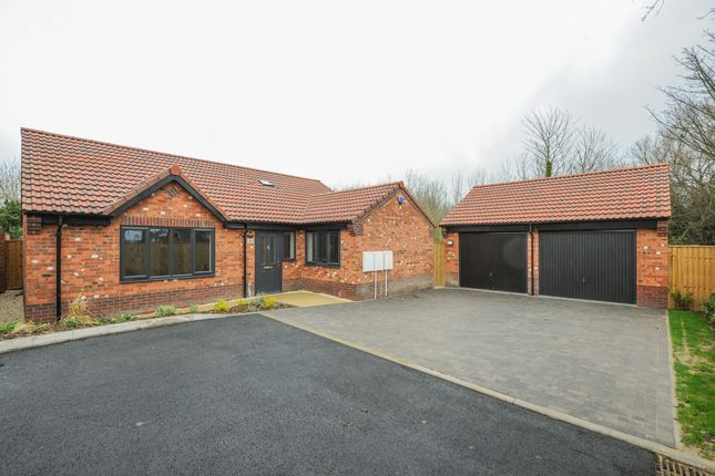 Thumbnail Detached bungalow for sale in 16 Ullswater Place, Newbold, Chesterfield
