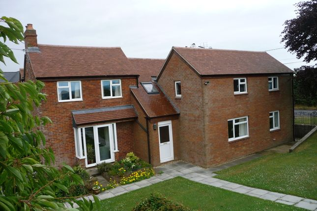 Thumbnail Detached house to rent in Callow Hill, Brinkworth, Chippenham