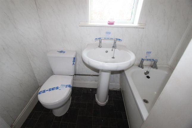Bathroom of Barron Street, Darlington DL3