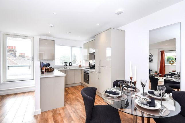 Thumbnail Flat for sale in Ruby Mews, London