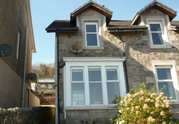 Thumbnail Semi-detached house for sale in Tighnabruaich