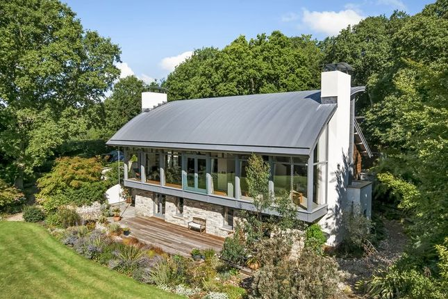 Thumbnail Detached house for sale in Embley Lane, East Wellow, Romsey
