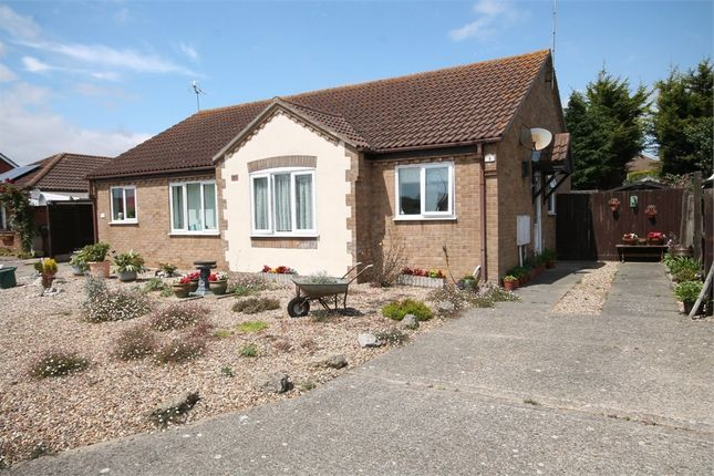Thumbnail Semi-detached bungalow for sale in Raeburn Close, Kirby Cross, Frinton-On-Sea
