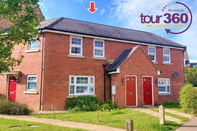 2 bed flat for sale in Badger Lane, Bourne, Lincolnshire PE10
