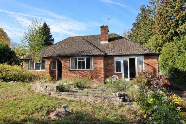 Thumbnail Detached bungalow for sale in Poleshill, Sarratt, Rickmansworth
