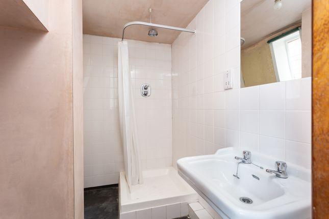 Attic Room Shower