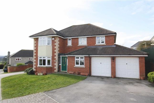 Thumbnail Detached house for sale in Portal Close, Chippenham, Wiltshire