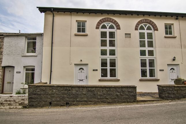 Thumbnail Flat for sale in Clydach, Abergavenny