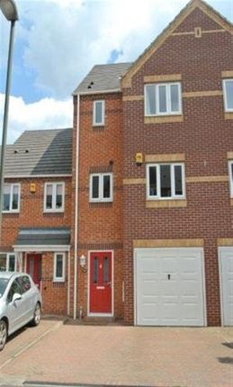 Thumbnail Terraced house to rent in Bramble Court, Sandiacre