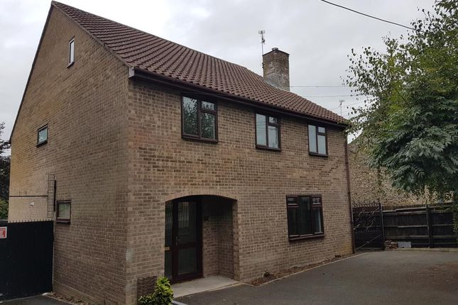 Thumbnail Detached house to rent in Thetford Road, Brandon