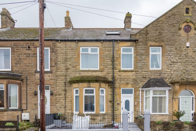 Thumbnail Terraced house for sale in St. Ives Road, Consett