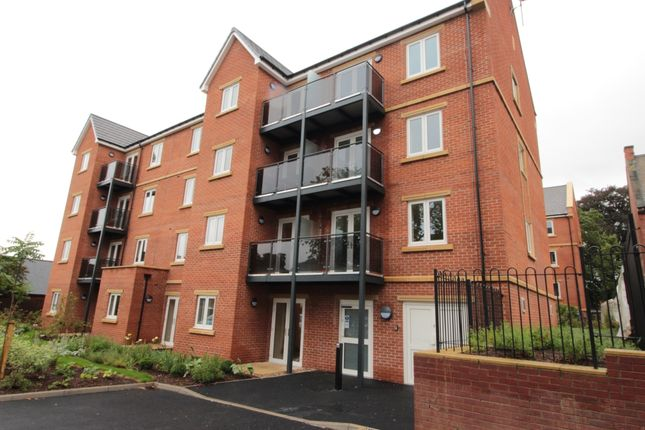 Thumbnail Flat for sale in Swinden Court Trinity Road, Darlington, County Durham