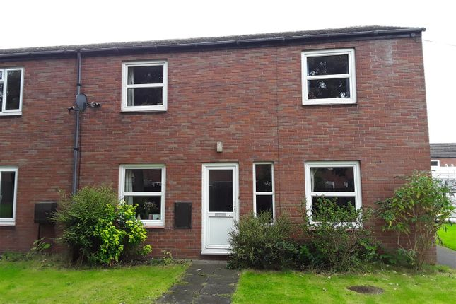 Thumbnail Terraced house for sale in Landy Close The Humbers, Donnington, Telford