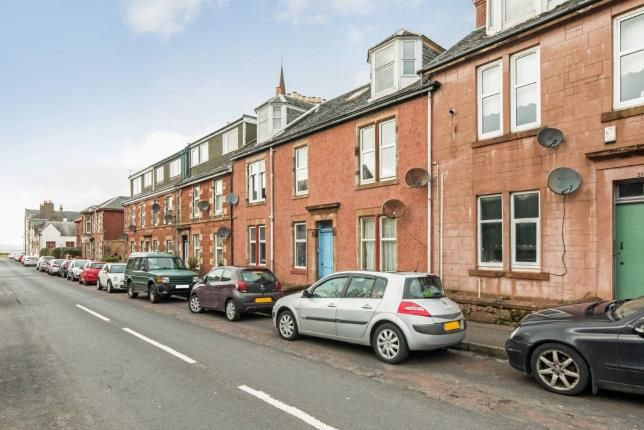 Thumbnail Flat for sale in Union Street, Largs, North Ayrshire, Scotland