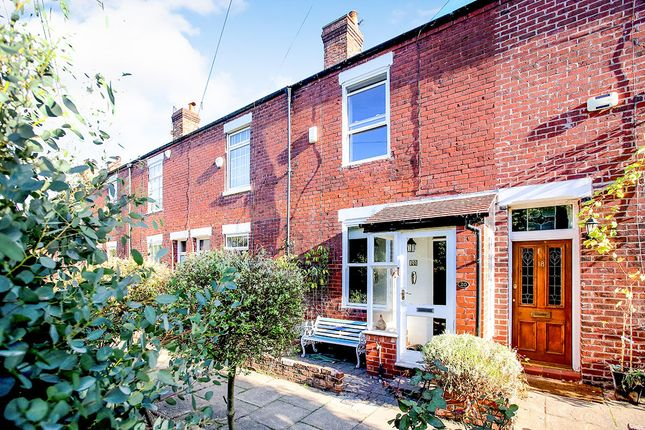 Thumbnail Terraced house to rent in Crescent Road, Cheadle