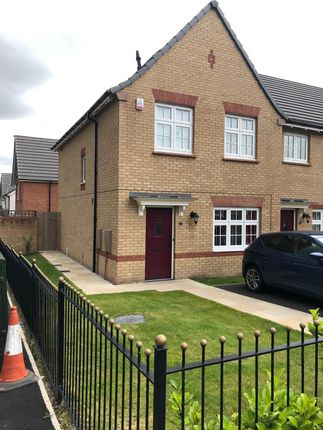 Thumbnail Semi-detached house to rent in Ashley Lane, Moston