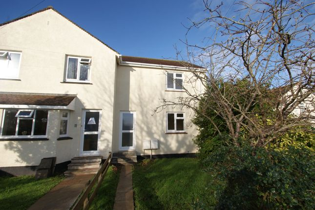 Thumbnail End terrace house for sale in Barn Park, Stoke Gabriel, Totnes