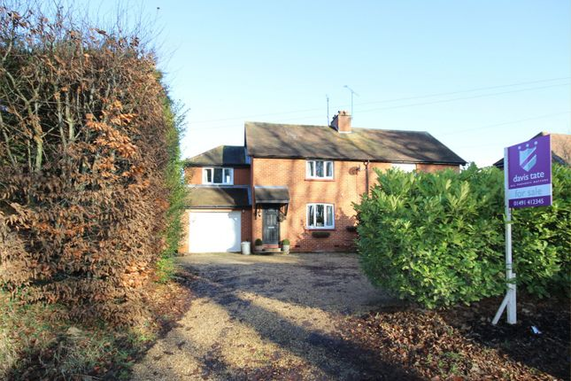 Thumbnail Semi-detached house for sale in Remenham Hill, Henley-On-Thames