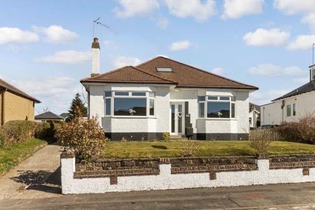 Thumbnail Bungalow for sale in Lothian Drive, Clarkston, East Renfrewshire