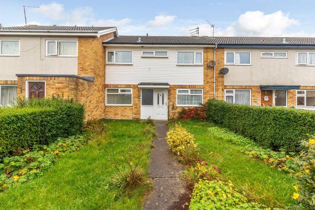 4 bed terraced house for sale in Hatfield Walk, York YO24