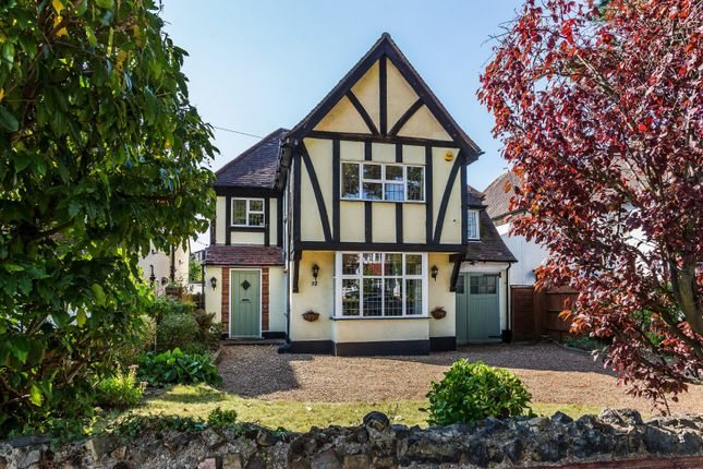 Thumbnail Detached house for sale in Sandy Lane, Cheam, Sutton