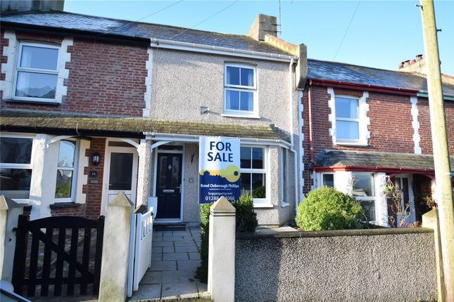 Thumbnail Terraced house for sale in Bramble Hill, Bude, Cornwall