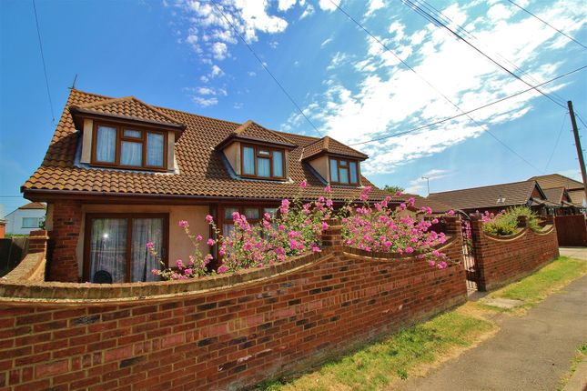 Thumbnail Detached house for sale in Bommel Avenue, Canvey Island