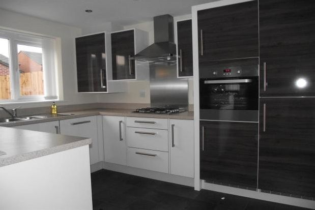 Thumbnail Detached house to rent in Doulton Close, The Heath, Warrington