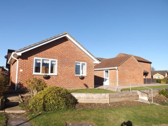 Thumbnail Bungalow for sale in Titchfield Common, Fareham, Hampshire