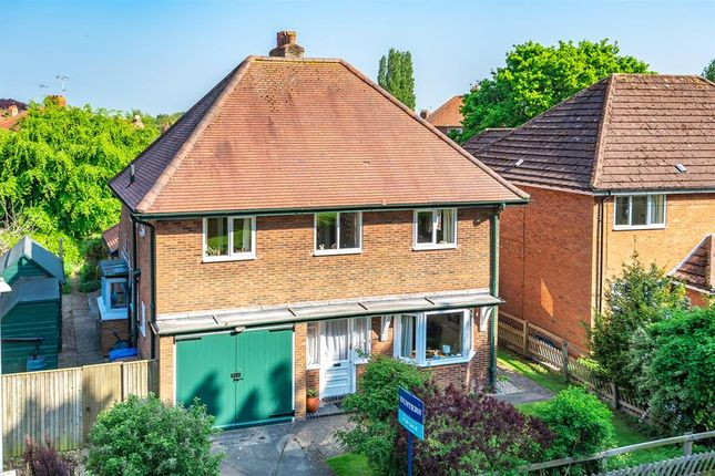 Thumbnail Detached house for sale in Greyfriars, Crescent, Beverley HU178Lr