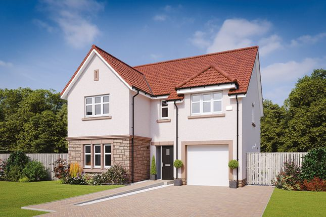 """Thumbnail Detached house for sale in """"Colville"""" at Evie Wynd, Newton Mearns, Glasgow"""