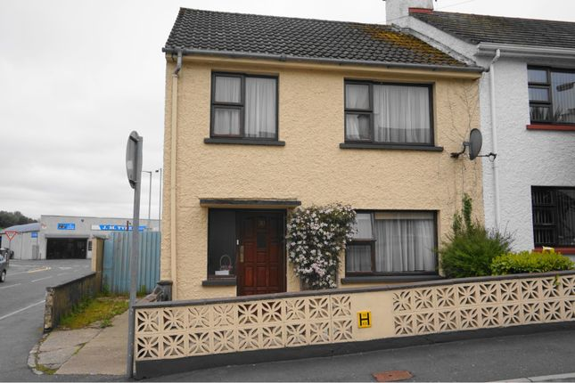 Thumbnail End terrace house for sale in Davis Crescent, Omagh