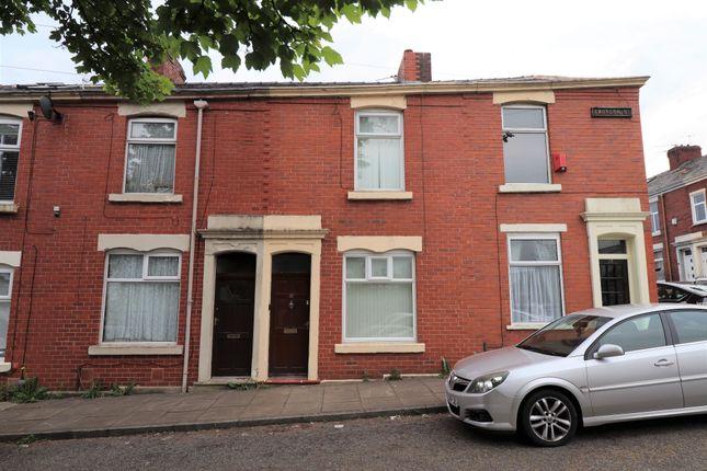 Thumbnail Terraced house to rent in Croydon Street, Blackburn