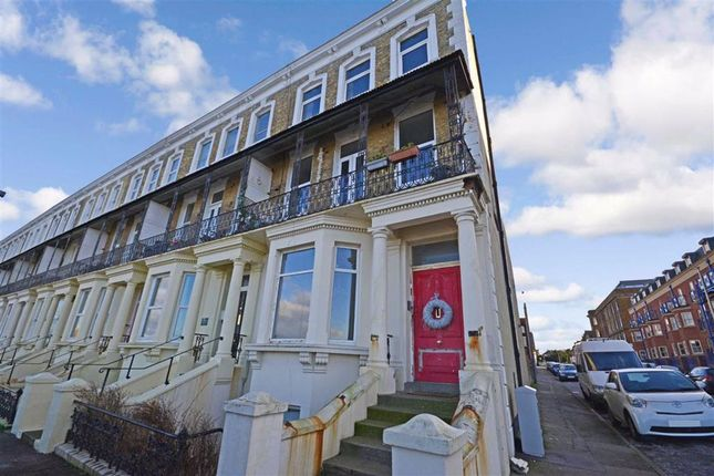 Thumbnail Flat for sale in Sea View Terrace, Margate, Kent