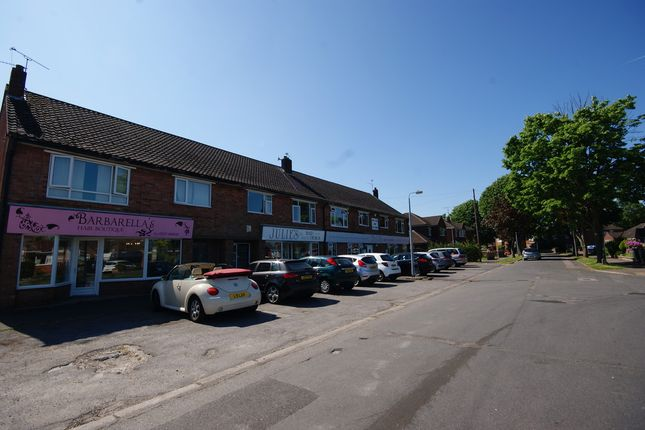 Thumbnail Flat to rent in Grange Crescent, Lincoln