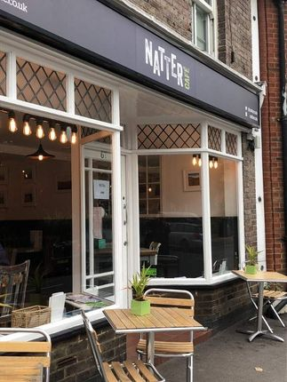 Thumbnail Restaurant/cafe for sale in 67 St. Johns St, Godalming