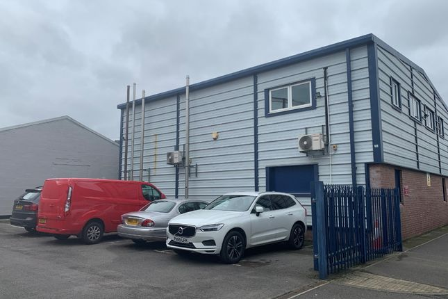 Thumbnail Warehouse for sale in Wilson Street, Southampton