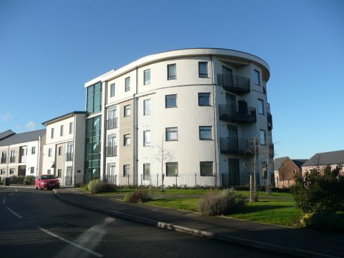 Thumbnail Flat to rent in Breton Court, Paladine Way, Coventry