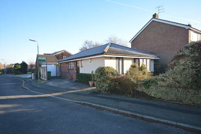 Thumbnail Detached bungalow for sale in Windermere Drive, Rishton, Blackburn