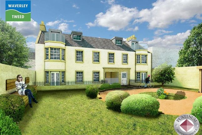 Thumbnail Flat for sale in Flat 1, Lower Ground Floor, Rear Block, Century Court, St Andrews, Fife