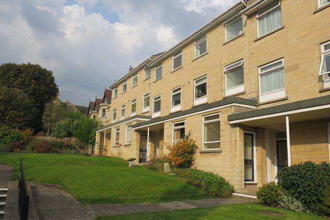 Thumbnail Flat to rent in Lansdown Road, Bath