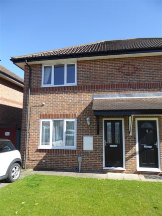 2 bed semi-detached house to rent in Bishop Temple Court, Hessle