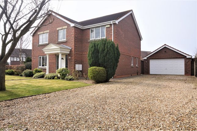 Thumbnail Detached house for sale in Park Lane, Cleethorpes