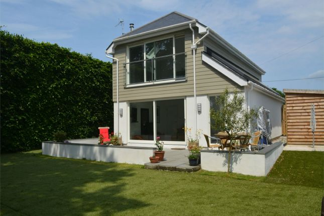 Thumbnail Detached house for sale in Trewinnard Road, Perranwell Station, Truro, Cornwall