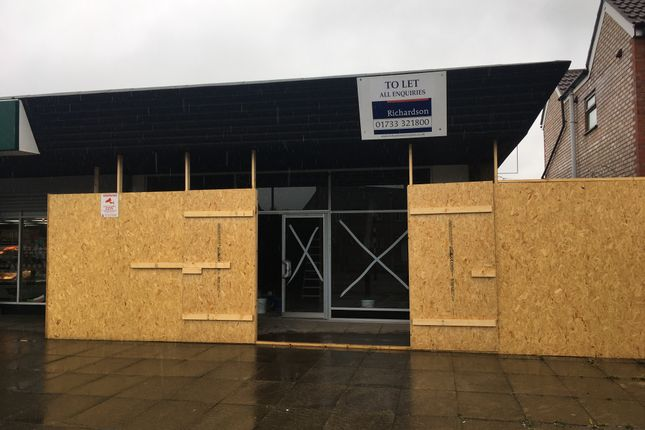 Thumbnail Retail premises to let in Welland Road, Peterborough
