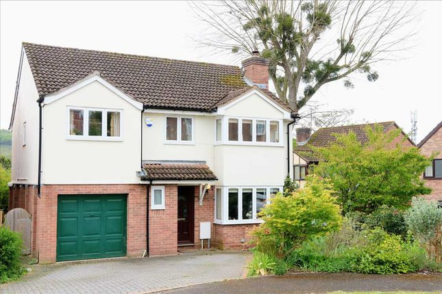 Thumbnail Detached house for sale in Ross Town, 5 Brookmead, Ross-On-Wye