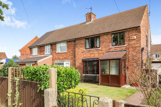 3 bed semi-detached house for sale in Breck Lane, Dinnington, Sheffield S25