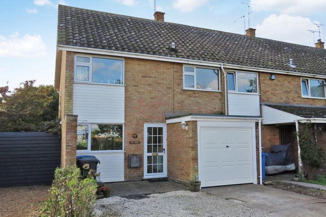 Thumbnail Semi-detached house for sale in Notcutts, East Bergholt, Colchester