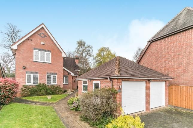 Thumbnail Detached house for sale in The Cobbles, Wylde Green, Sutton Coldfield, West Midlands