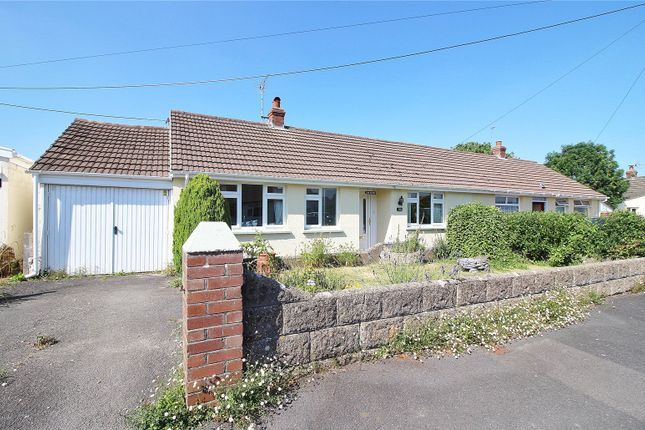 Thumbnail Bungalow for sale in Oakland Park South, Sticklepath, Barnstaple